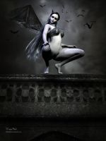 The Succubus by HowlingMadArt