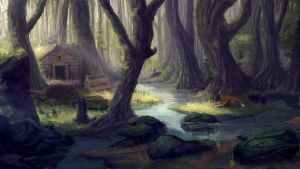 Swamp Of Belle by T4RZ