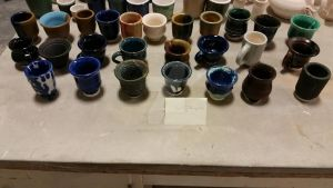 Cylinder/Mug Grouping 1 2016 by MousehMakes