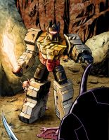 Codeof Hero:G1 Edition Colors by VegetaPrime