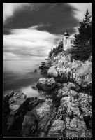 Bass Harbor Lighthouse by aFeinPhoto-com