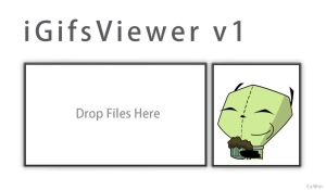 iGifsViewer : Animated Gifs Viewer by CyWin
