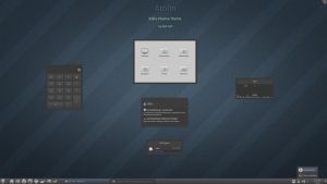 KDE4 - Atolm by half-left