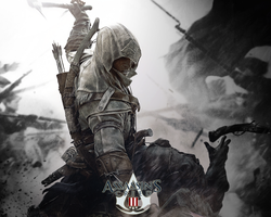 Assassin's Creed III Wallpaper by SavageNeme