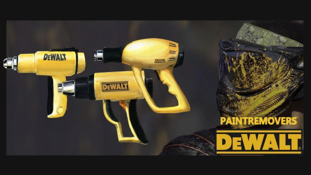 Paint Removers by ImRazil