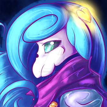 MSA OC Clawra Bust by BlueKazenate