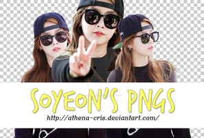 Soyeon's PNG by athena-cris
