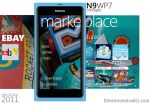 Nokia N9 WP7 concept by dimensionmoviles