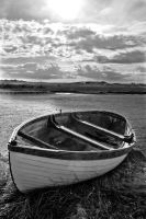 Rowing Boat by SteveCo