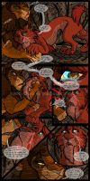 .:The Imaginary Friend:. .Page 10 Origin. by Wolf-Chalk