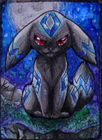 ACEO Bery by Kyuubreon