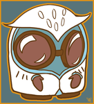 Owl by Humblebot