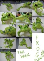 Magic frog finished PAINTED by vrm1979CRAFTS