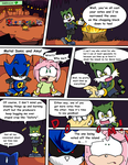 Sonic Survivor Island - Pg.26: The Chopping Block by SDCharm