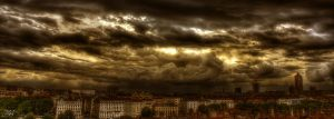 A cloudy day by John-Genova