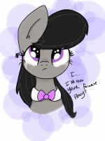 Octavia isn't your favorite pony? by colorfulalicorn