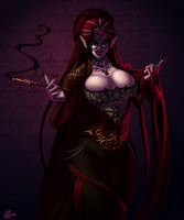 Gilded by Countess-Studios