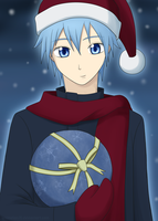 KnB - Christmas Gift by CeruleanShadow