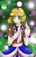 Parsee -_- by JulikXGirl