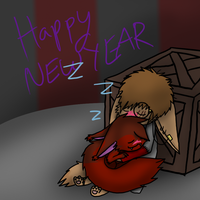 Only on New Years by CerberusReigns