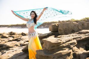 Miss Gina from Blue Lotus Bellydance by 904PhotoPhactory