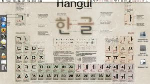 The Beauty of Hangul by JosephYang