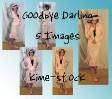 Goodbye Darling by kime-stock