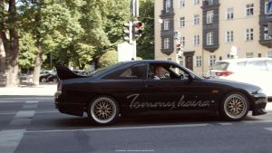 Nissan Skyline R33 Tommy Kaira M25 by ShadowPhotography