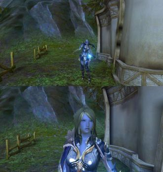 Celes Chere in Aion #5 by fallenRazziel