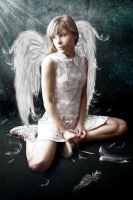 Fallen Angel by doredore