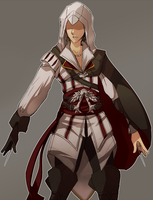 Ezio by chienoir