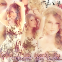 Sparks Fly//Taylor Swift by Sellyx