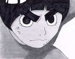 Rock Lee 2 by pcalkinonline