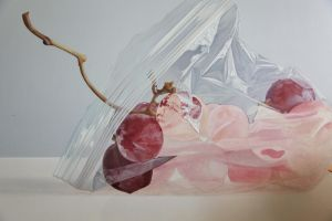 Process, Cold grapes for two enamored by ruddy84
