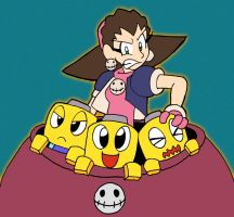 VG Villains 22: Tron Bonne by greliz