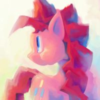 Pink and Other Colours by Dahtamnay