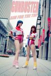 GunBuster | Aim for the Top by Emi-zone