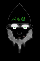 ghost gnome acg mascot by dully101