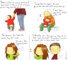 Chinese Babies by shamcy