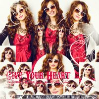 Give Your Heart A Break by HitTheLightsEditions