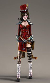 Mad Moxxi by LoveStruck2