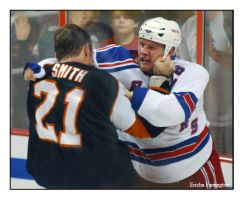 Smith vs Orr by NikonCha