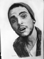 Taylor York (drawing) by paramonsterr