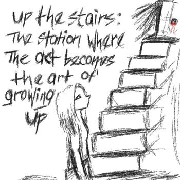 Up The Stairs by Ora