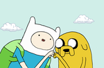 Finn and Jake by faithless12