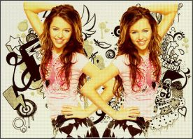 Miley Cyrus - Seeing Double by Jasira