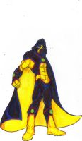 DC Revolt: The Hourman by FrischDVH