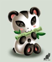 I love bamboo by Black-Umi