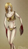 L4D: Witch by metal-marty