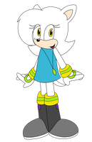 Silvia the Hedgehog by HTFNeoHeidi